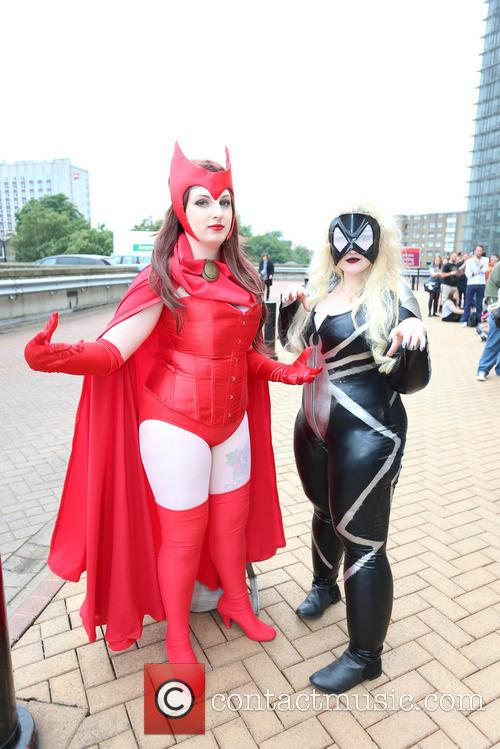 London Film and Comic Con - Photocall