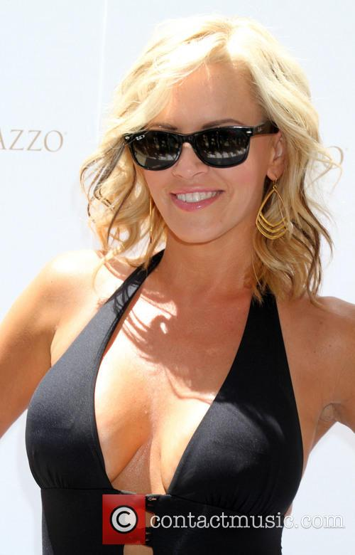 Jenny McCarthy hosts the 'Ultimate Pool Party' at Azure Luxury Pool