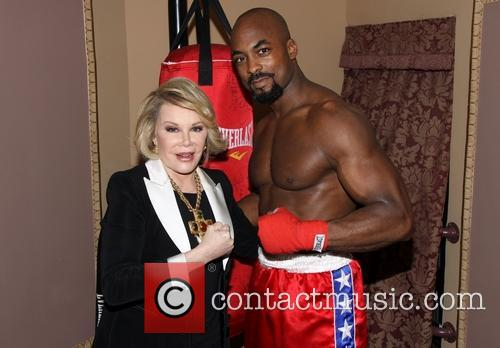 Joan Rivers and Terence Archie 5