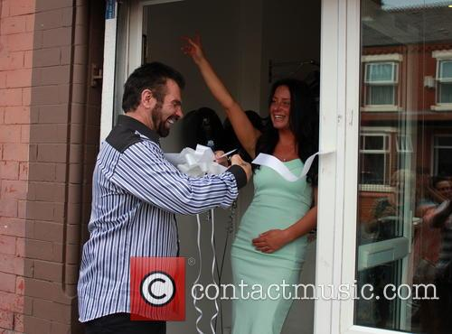 Paddy Doherty opens new beauty salon Beautique