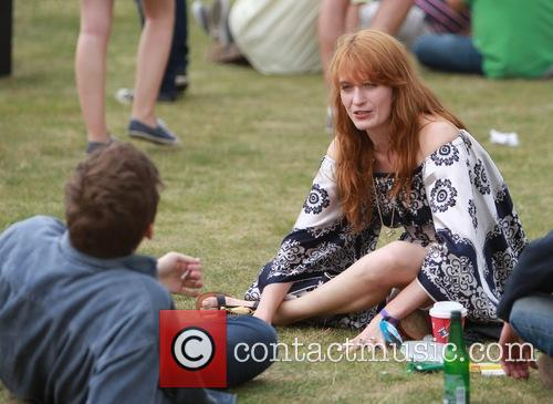Barclaycard Presents British Summer Time Hyde Park - Day 6 - Celebrity Sightings