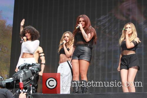 Little Mix, Jesy Nelson, Perrie Edwards, Leigh-Anne Pinnock, Jade Thirlwall