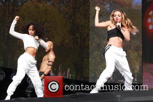 Little Mix, Leigh-anne Pinnock and Jade Thirlwall 5