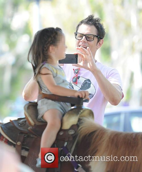 Johnny Knoxville and Arlo Clapp 1