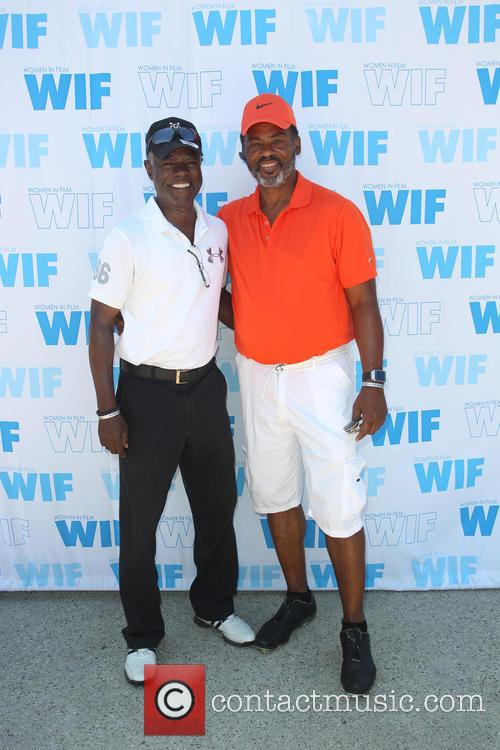 Glynn Turman and Richard Lawson