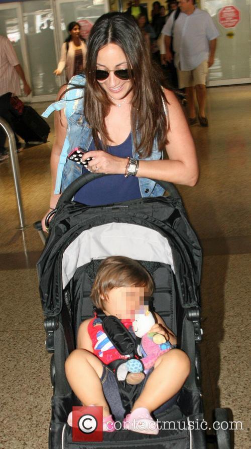 Karla Monroig arrives in Puerto Rico