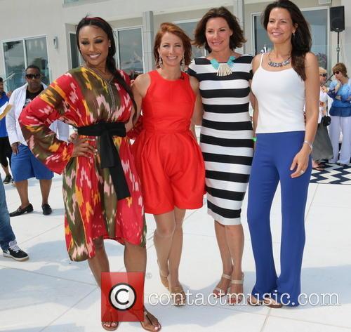 Cynthia Bailey, Jill Zarin, Luann De Lesseps and Suzanne Shaw
