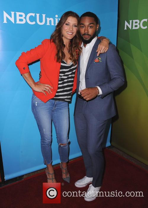 Kate Walsh and Tone Bell