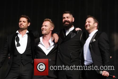 boyzone keith duffy mikey graham ronan keating shane lynch barclaycard presents 4283346