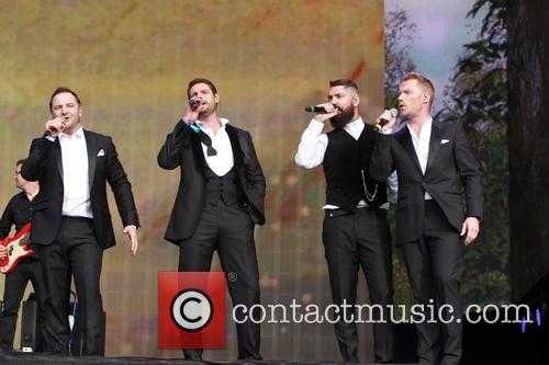 Boyzone, Keith Duffy, Mikey Graham, Ronan Keating, Shane Lynch