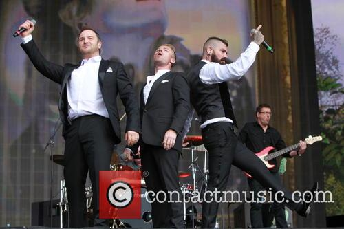 boyzone mikey graham ronan keating shane lynch barclaycard presents british 4283334