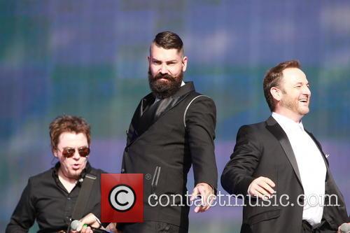 Boyzone, Mikey Graham, Shane Lynch