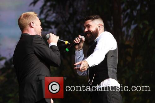 Boyzone and Shane Lynch 6