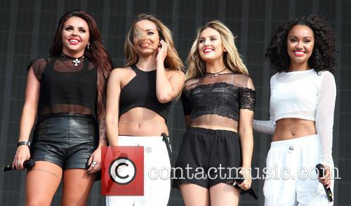 Little Mix, Jade Thirlwall, Jesy Nelson, Perrie Edwards and Leigh-Anne Pinnock 2
