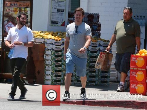 Mark Wahlberg, Robert Wahlberg and Donald Wahlberg 1