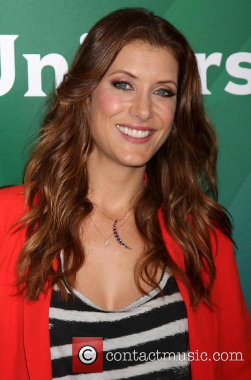 Kate Walsh, Beverly Hilton Hotel