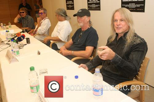 Don Airey, Ian Paice, Roger Glover, Steve Morse and Deep Purple 10