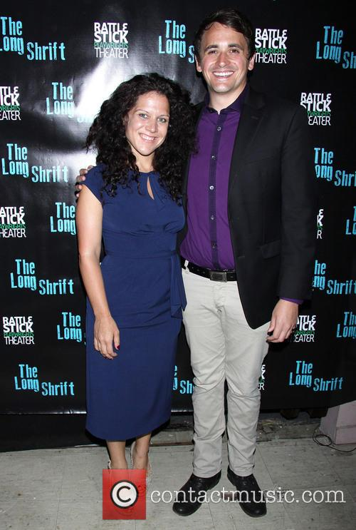 The Long Shrift Opening Night - Arrivals