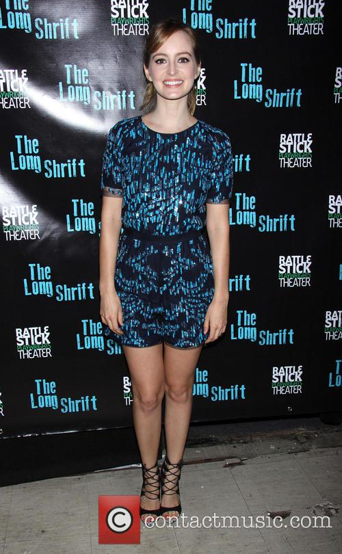 'The Long Shrift' opening night party