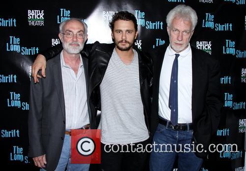 David Van Asselt, James Franco and Robert Boswell 1
