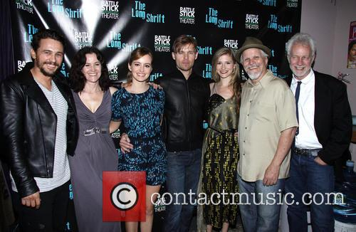James Franco, Ally Sheedy, Ahna O'reilly, Scott Haze, Allie Gallerani, Brian Lally and Robert Boswell 5