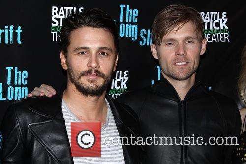 James Franco and Scott Haze 8