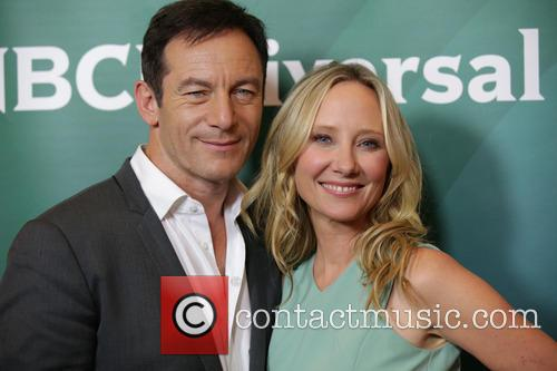 Jason Isaacs and Anne Heche 1