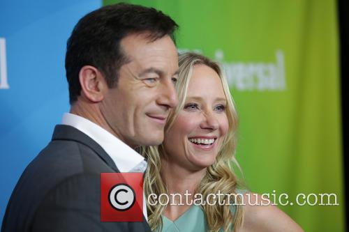 Jason Isaacs and Anne Heche 9