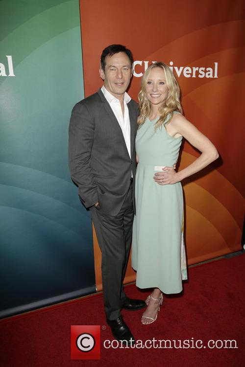 Jason Isaacs and Anne Heche 10
