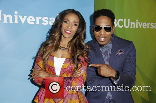 Michelle Williams and Deitrick Haddon 1