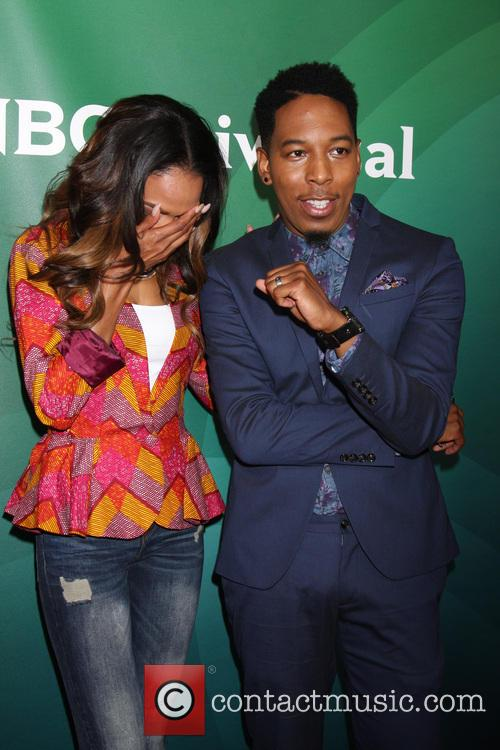 Michelle Williams and Deitrick Haddon 9