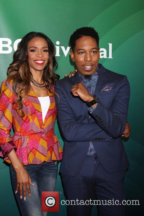 Michelle Williams and Deitrick Haddon 11