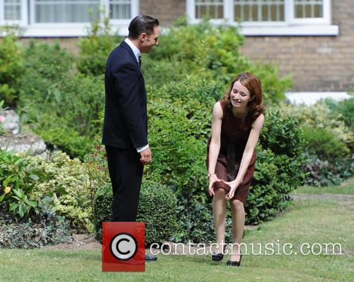Tom Hardy and Emily Browning 2