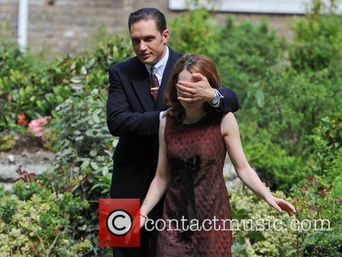 Tom Hardy and Emily Browning 8