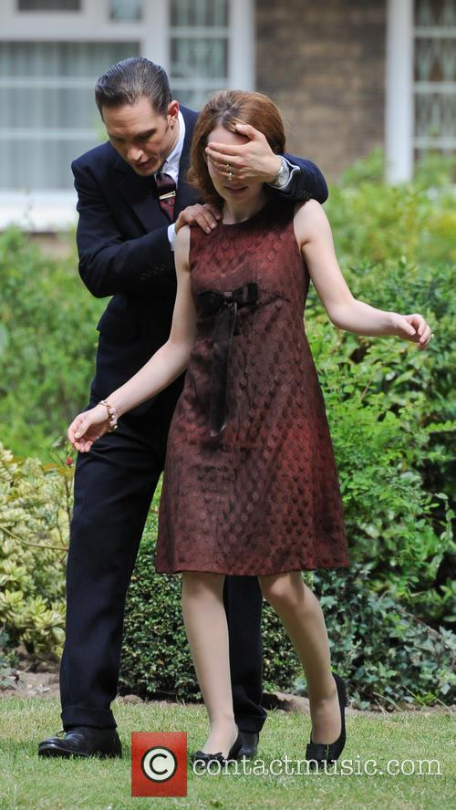 Tom Hardy and Emily Browning 10
