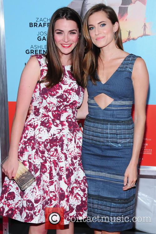Allison Williams and Bee Shaffer 1