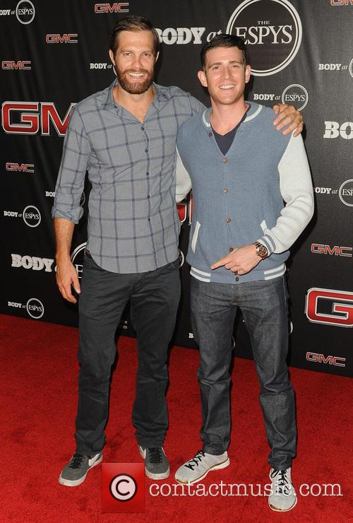 Geoff Stults and Bryan Greenberg