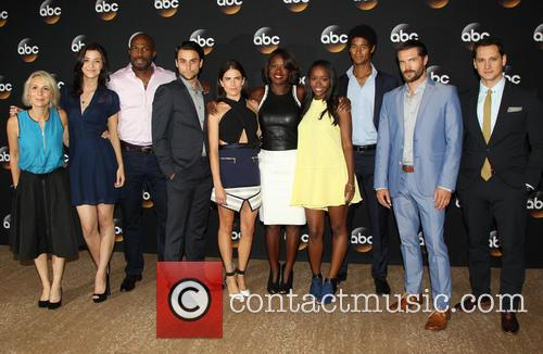 Viola Davis, Liza Weil, Billy Brown, Jack Falahee, Karla Souza, Katie Findley, Aja Naomi King, Alfred Enoch, Charlie Weber and Matt Mcgorry
