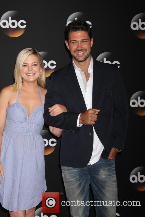 Kirsten Storms and Ryan Paevey 5