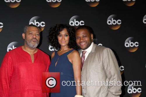 Laurence Fishburne, Tracee Ellis Ross and Anthony Anderson 6