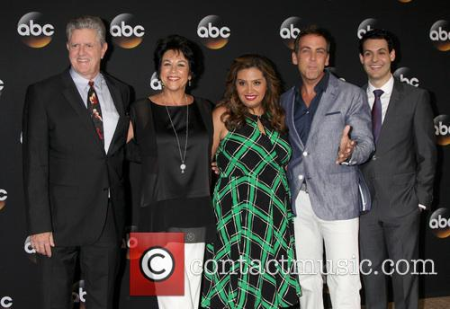 Sam Mcmurray, Terri Hoyos, Cristela Alonzo, Carlos Ponce and Andrew Leeds 2