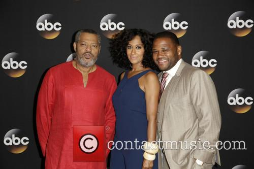 Laurence Fishburne, Tracee Ellis Ross and Anthony Anderson 3