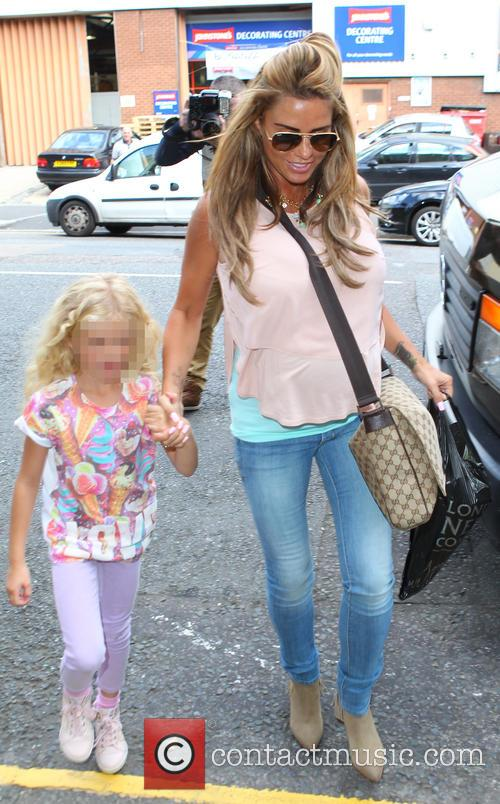 Katie Price, Jordan and Princess Tiaamii 6