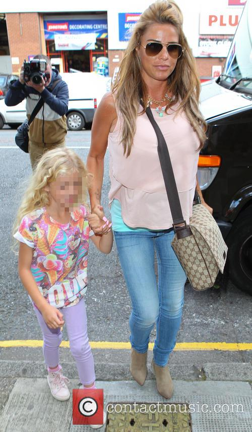 Katie Price, Jordan and Princess Tiaamii 11