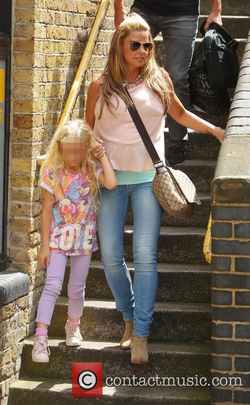 Katie Price and Princess Tiiaami 2