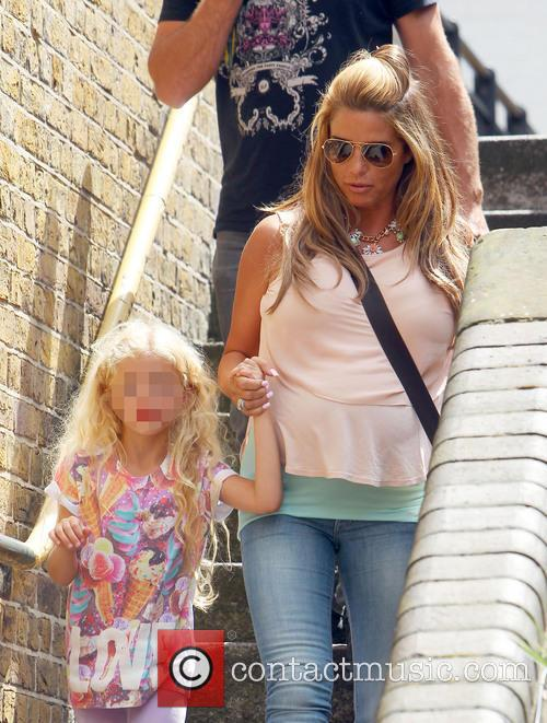 Katie Price and Princess Tiiaami 3