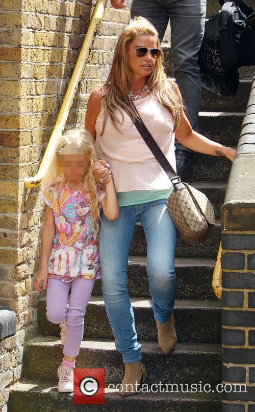 Katie Price and Princess Tiiaami 6