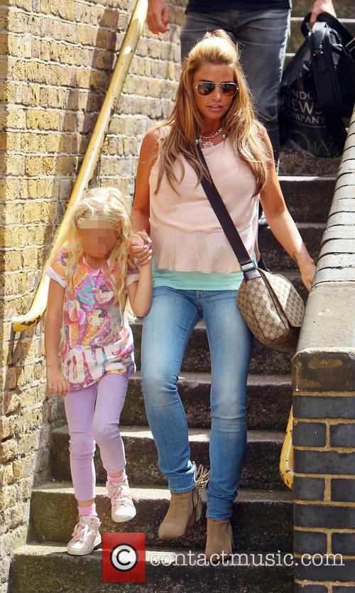 Katie Price and Princess Tiiaami 8
