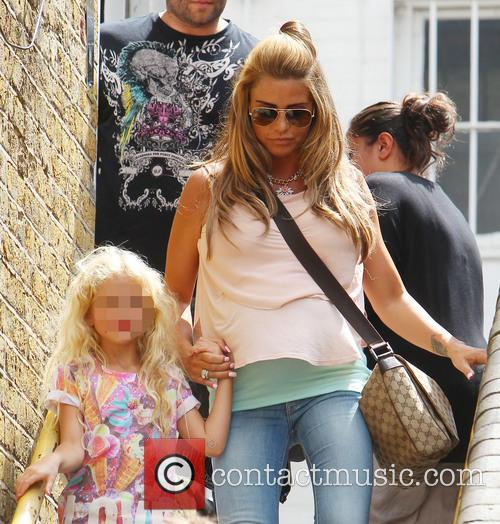 Katie Price and Princess Tiiaami 9