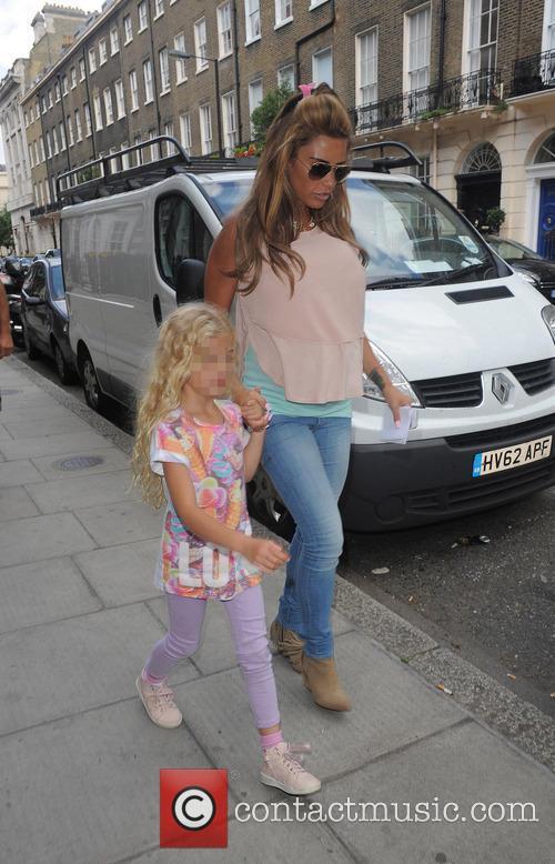 Katie Price and Princess Tiaamii 4